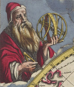 Claudius Ptolemy and the Geography - Map Images - National Library ...