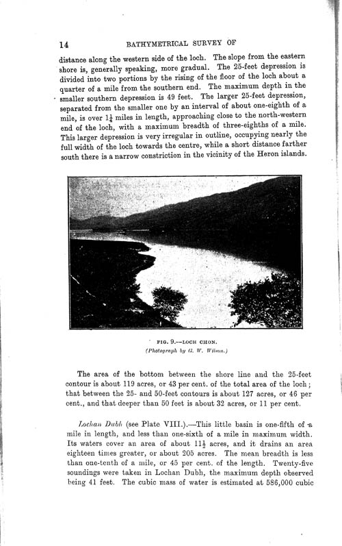 Page 14, Volume II, Part I - Lochs of the Forth Basin