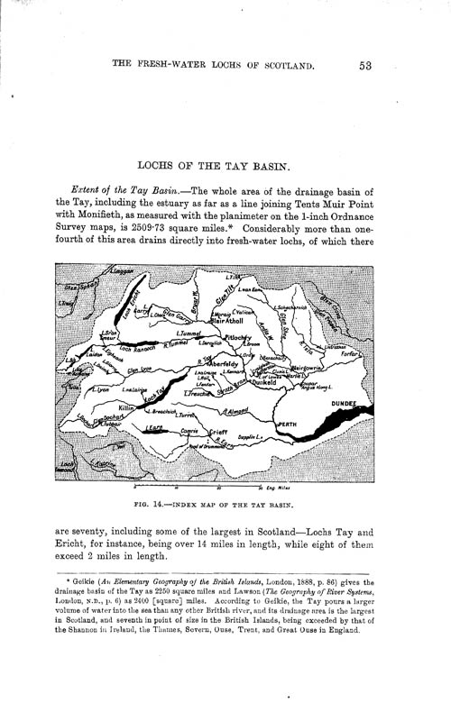 Page 53, Volume II, Part I - Lochs of the Tay Basin
