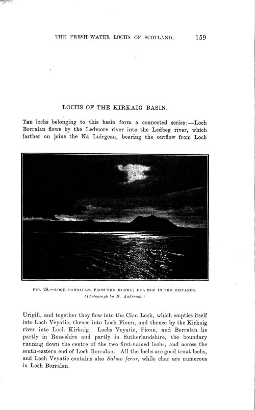 Page 159, Volume II, Part I - Lochs of the Kirkaig Basin