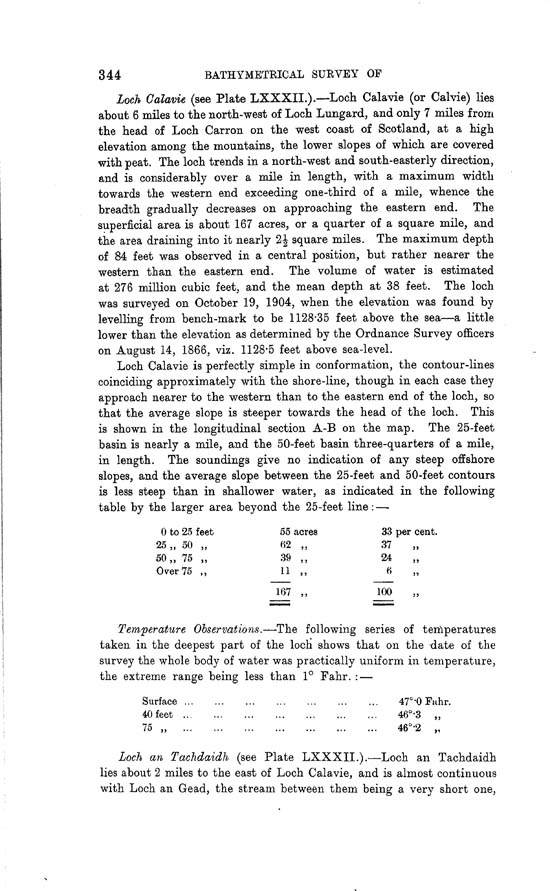 Page 344, Volume II, Part I - Lochs of the Beauly Basin