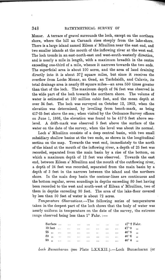 Page 348, Volume II, Part I - Lochs of the Beauly Basin