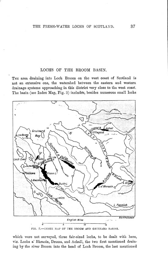 Page 37, Volume II, Part II - Lochs of the Broom Basin