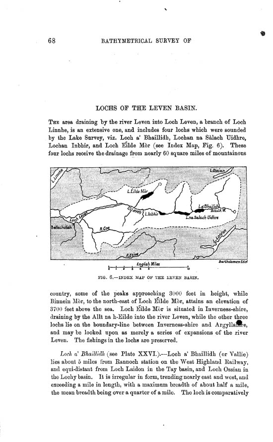 Page 68, Volume II, Part II - Lochs of the Leven Basin