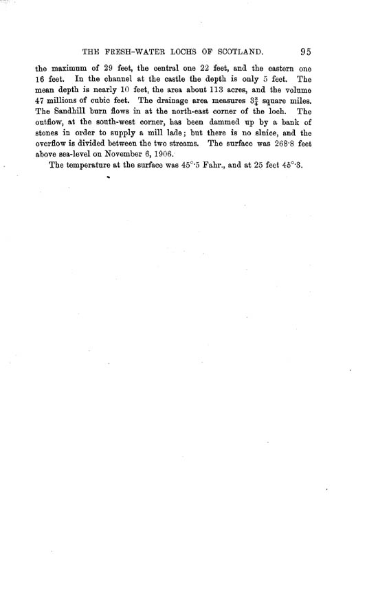 Page 95, Volume II, Part II - Lochs of the Doon Basin