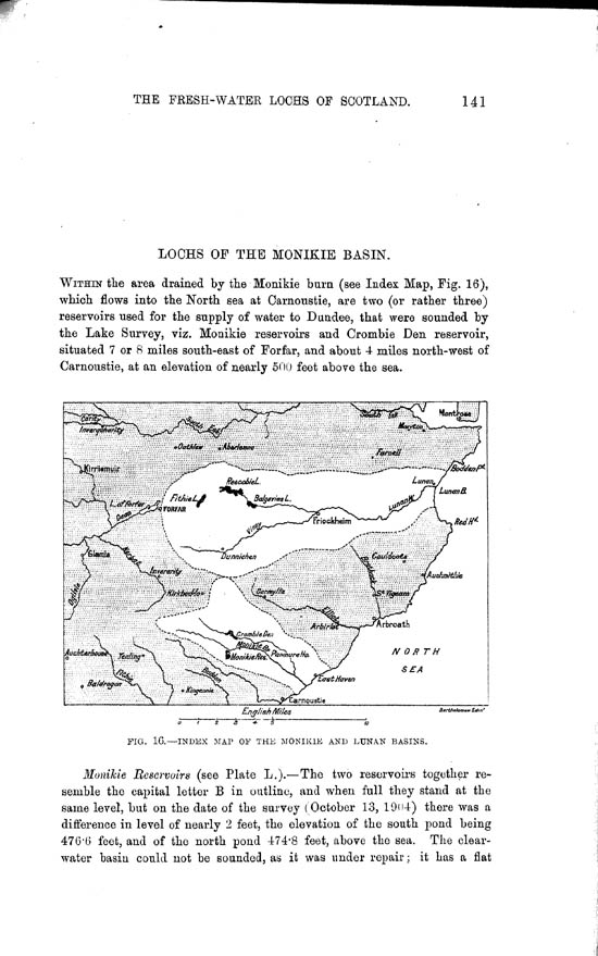 Page 141, Volume II, Part II - Lochs of the Monikie Basin