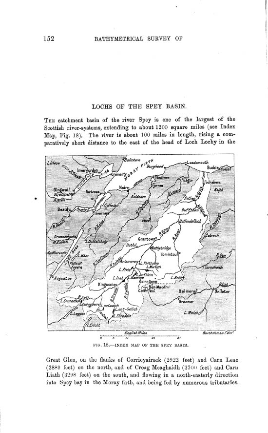 Page 152, Volume II, Part II - Lochs of the Spey Basin
