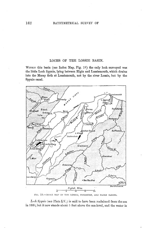 Page 162, Volume II, Part II - Lochs of the Lossie Basin