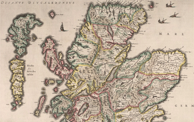 Maps of scotland 1560s 1940s national library of scotland decorative graphic gumiabroncs Images