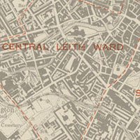 Ordnance Survey, 1:25,000 Administrative Area Series of Great Britain, 1945-1968 graphic