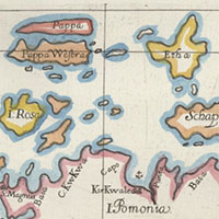Coastal charts of Scotland, 1592-1947 graphic