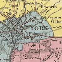 County maps of Northern England, 1760s-1840s graphic