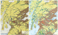 Scotland - Land Use Comparison Viewer