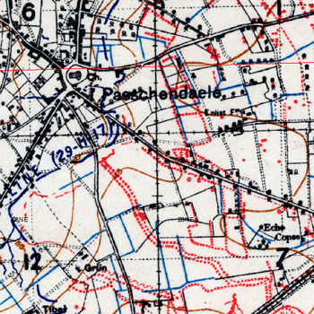 British First World War Trench Maps, 1915-1918 - National Library of ...